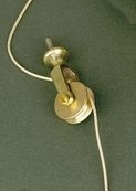 Brass Bell Extension Pulley