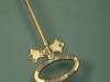 Brass Winchester Bell Pull