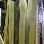 Beech & Oak Beams