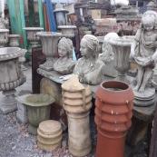 Pots, Busts & Urns