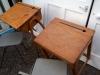 Reclaimed School Desks