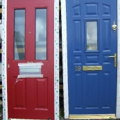 Coloured Composite Doors