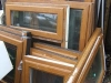 Oak UPVC Windows