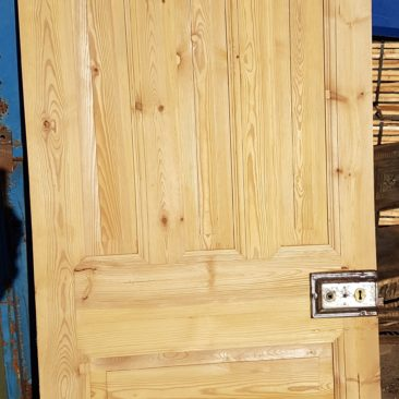 Theodore sons daughters for Reclaimed upvc doors