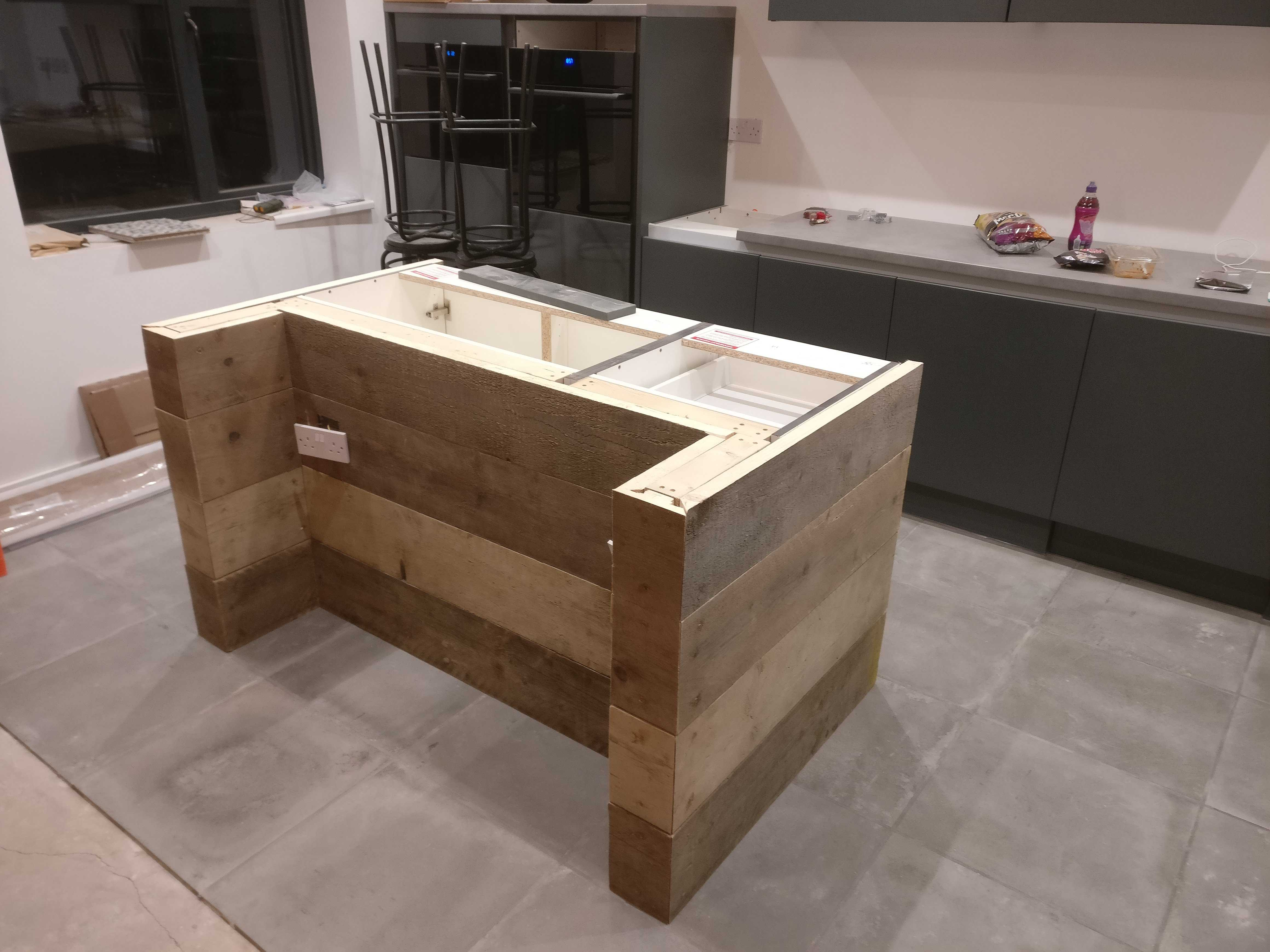 Reclaimed Scaffold Board Ideas – Theodore Sons & Daughters